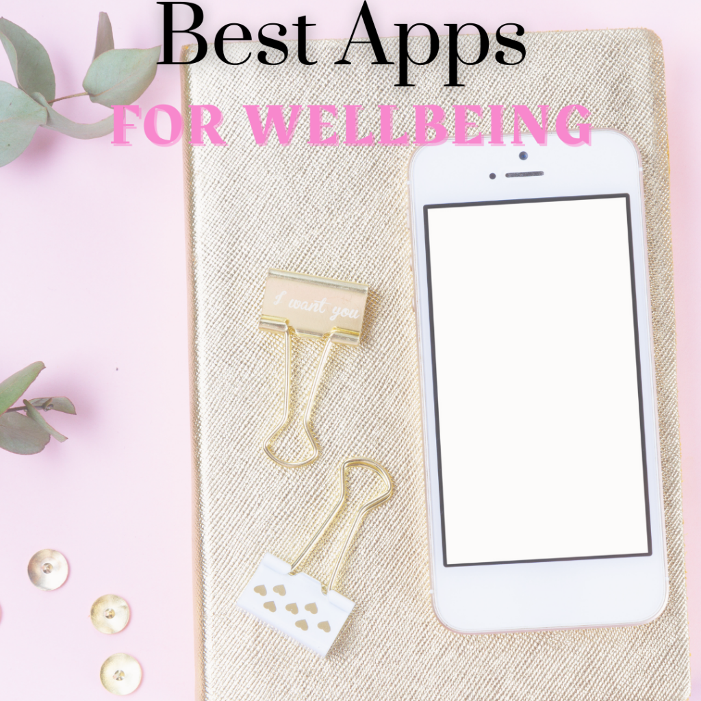 best apps for wellbeing